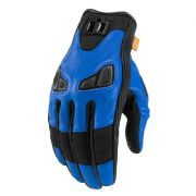 Icon Automag2 Gloves Blue